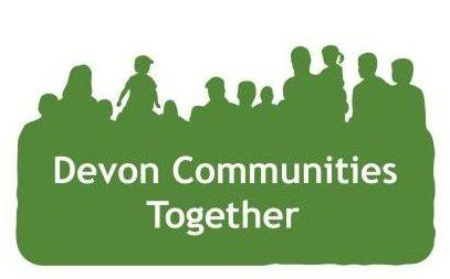 Devon Communities together logo.